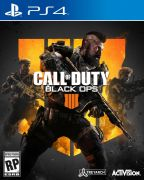 Videojuego Call Of Duty Black Ops 4