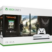 Consola Xbox One S 1tb + Tom Clancy´S The Divisi
