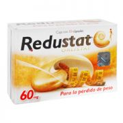 Redustat 60 Mg Capsulas 30 pz
