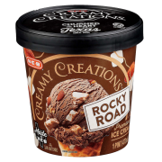Helado Rocky Road Ic 473 ml