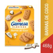 Galletas Barras de Coco 468 gr