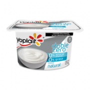 Yogurt Doble Cero Natural 125g Ypt 125 gr