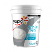 Yogurt Doble Cero Natural 1kg Ypt 1 kg