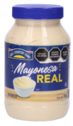 Mayonesa Real 850 gr