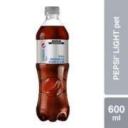 Refresco Pepsi Light Cola Light 600 ml