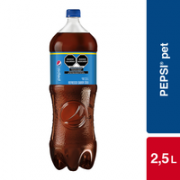Refresco Pepsi Cola Regular 2.5 Lts 2.5 lt