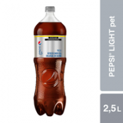 Refresco Pepsi Light Cola Light 2.5 Lts 2.5 lt