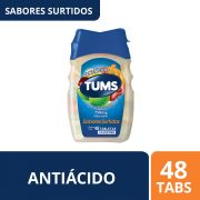 Tums Extra 750 Mg Tabletas Masticables 48 pz