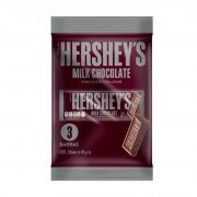 Chocolate C/Leche 3 Pack 120 gr