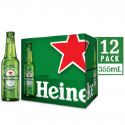 Cerveza Premium Lager 12 Pack Botella 355 ml