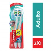 Cepillos Dental 360 Cabeza Normal 2 pz