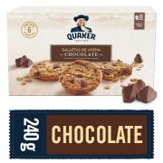 Galletas Avena Chocolate 320 gr 240 gr