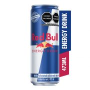 Red Bull Bebida Energetica 473ml 16 oz