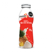Yogurt Bebible Piña Coco 242 gr