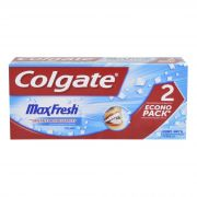 Cremas Dentales Max Fresh Cool Mint 2pack 90 ml