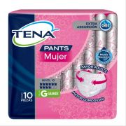 Tena Pants Design G 10pz 10 pz