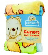 Cobertor para Cunero, Light Supreme