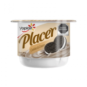Yogurt Placer Cookies And Cream 145 gr