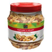 Natures Heart Bote Mix Nueces Go Nuts 450 gr