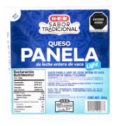Queso Panela Light 400grs 400 gr
