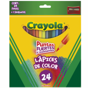 Lapices de Color 24 Piezas 24 pz