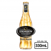 Sidra Gold Apple sin Gas 300 ml
