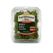 Earthbound Farm Baby Mixed Baby Kales 142 gr