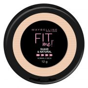 Polvo Maquillaje Fit Me Claro Natural