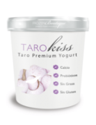 Helado Yogurt Taro Kiss 473 ml