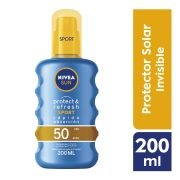Bloqueadores Sun Spray Prt Spf50 200 ml