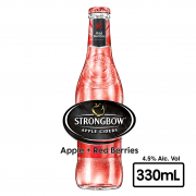 Sidra Red Berries 330 ml