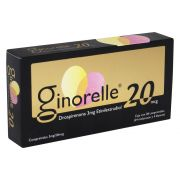 Ginorelle 20 3mg/20mcg Comprimidos 28 pz