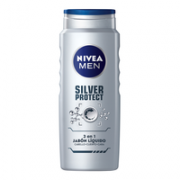 Jabon Corporal Silver Protection 500 ml