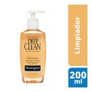 Limpiador Facial Deep Clean 200 ml