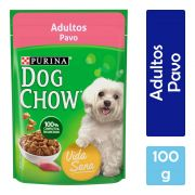 Alimento Humedo Pouch Adulto Pavo 100 gr