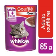 Alimento Humedo para Gato Pouch Jelly Res 85 gr