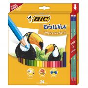 Colores Evolution Cj 24 Pzas. 24 pz