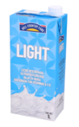 Leche Uht Light 1 lt