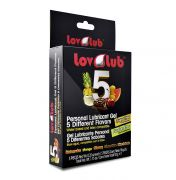 Lovlub 5 Personal Lubricant Lubricante Different