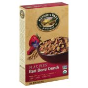Cereal Red Berry Crunch
