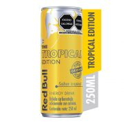 Red Bull Bebida Energetica Tropical 250ml