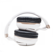 Headphones Rhem Blanco/Dorado