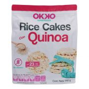 Galleta Arroz con Quinoa 140 gr