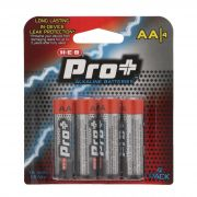 Heb pro Pilas Alcalinas Aa 4 Pack