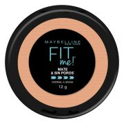 Polvo Maquillaje Fit Me Matte 230 Natural Buff 12 gr