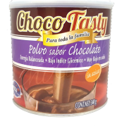 Chocotasty Polvo Sabor Chocolate sin Azucar