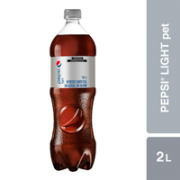 Refresco Pepsi Light Cola Light 2 Lts 2 lt