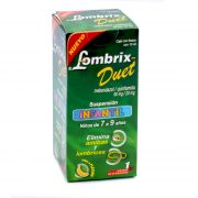 Lombrix Duet Inf 60/20 Mg Suspension 10 ml