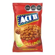 Palomitas Chile y Limon Actii 110 gr