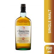Whisky 12 Years Single Malt 700 ml